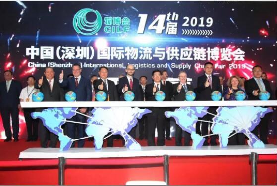 【重磅来袭!】海格物流亮相第十四届深圳物博会